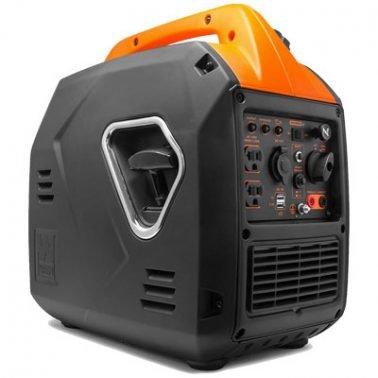 WEN 1700-Watt Ultralight Inverter Generator for RV